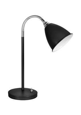 Bureaulamp Flex zwart