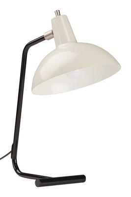 Anvia Bureaulamp nr 1501 de Directeur creme wit