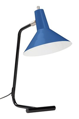 Anvia Bureaulamp nr 1504 de Procuratiehouder blauw