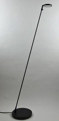 Vloerlamp Denia 2 black nickel
