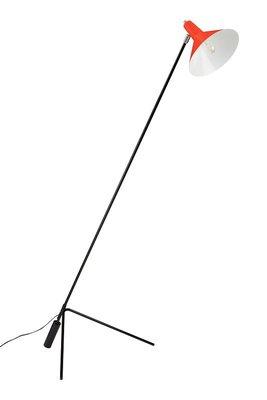 Anvia Vloerlamp nr 1502 De Sprinkhaan rood