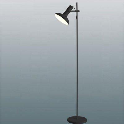Vloerlamp Vasco zwart