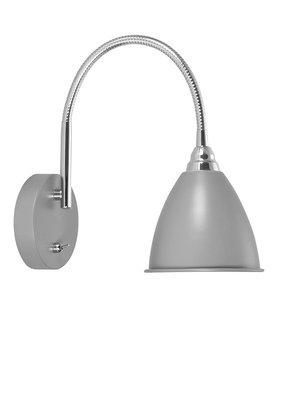 Wandlamp Flex  grijs
