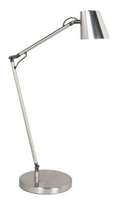 Bureaulamp Cup Led staal