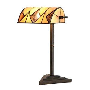 Tiffany tafellamp Banker